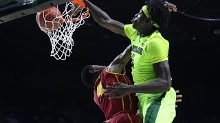USC vs. Baylor: The best dunks from Motley, Metu and more