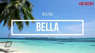 Wolfine X Maluma bella Letra Lyrics cover.mp3