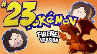 Pokemon FireRed: DRAMATIC ENTRANCE - PART 23 - Game Grumps