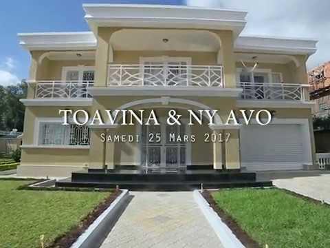 Wedding Toavina & Ny Avo (Trailer)