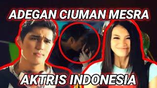 [HOT 18 ] Adegan Ciuman Artis Indonesia Dalam Film - Adult Content ID .