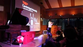 The impact of storytelling: Ismael Musoke at TEDxCambridgeUniversity