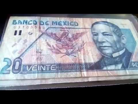CUIDADO!!! No gastes, feries, ni des estos billetes de $20, son escasos y de colección!!!