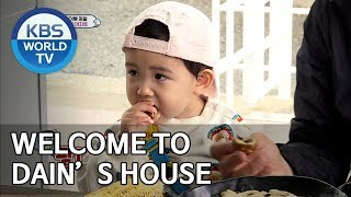 Welcome to Dain's house [The Return of Superman/2019.06.23]