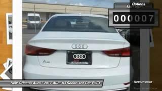 2017 audi a3 sedan metairie la n075045
