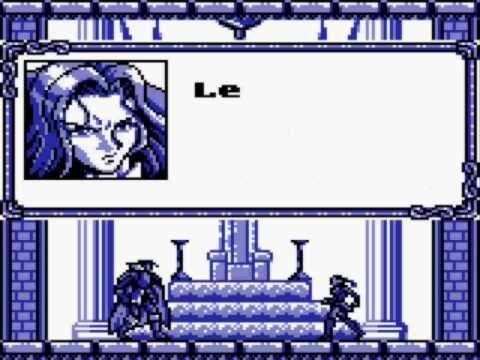 Castlevania Legends - Alucard