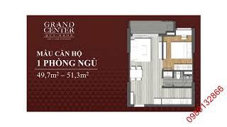 Chung cư Grand Center Quy Nhơn tại TP. Quy Nhơn