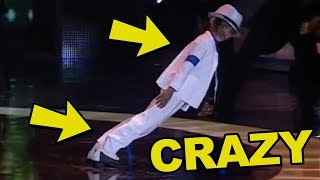 Cover images 8 Year Old Dancer Has Audience Going CRAZY For Michael Jackson Tribute!