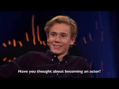 Skam Interview Skavlan | Tarjei and Josefine | English translation