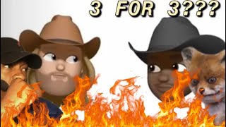 Lil Nas X - Old Town Road (feat. Billy Ray Cyrus) [Animoji Video] - REACTION!!!