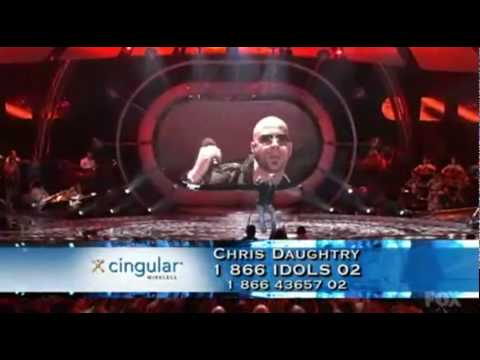 Chris Daughtry - American Idol - Suspicious Minds HD (14)