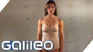 So entstehen Dessous und Unterwäsche | Galileo | ProSieben