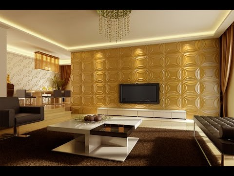 3D Wallpaper For Home (AS Royal Decor) - YouTube - royal home decor