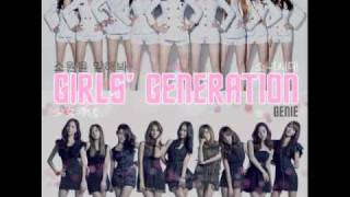 [MP3] 소녀시대 / 少女時代 - 소원을 말해봐 (Korean Ver.) vs Genie (Japanese Ver.)