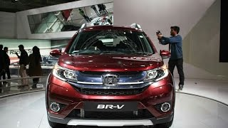 honda br v 2017 price top speed fast car specifications interior space