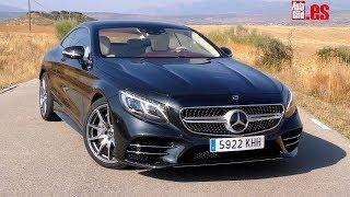 Prueba a fondo Mercedes S 560 Coupé, ¡te tendrán envidia! / review / test