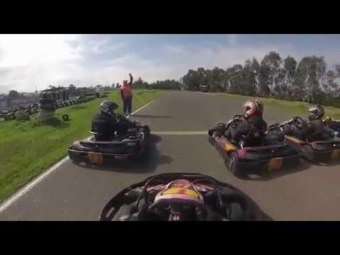 Karting le 5/2/2017