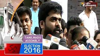Full Details: Tamil Movie Stars Cast  Vote in Tamil Nadu Election