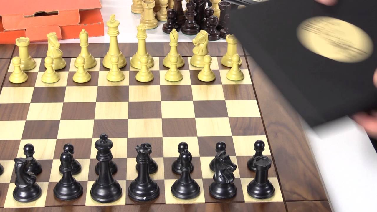 Wooden Chess Boards: Drueke History And JLP Line