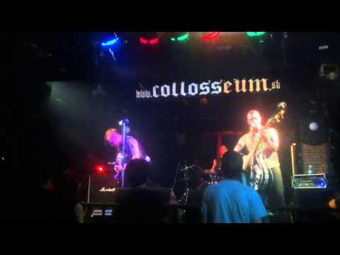 The Koffin Kats - A Terrible Way  (Live 03.06.2013, Colloseum, Košice)
