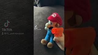 Mario vs Bowser Junior