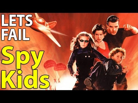 LETS FAIL: Spy Kids || Everything Wrong With Robert Rodriguez Movie || Mistakes Goofs Gaffs Mp3