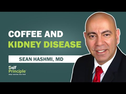 How does Coffee affect Kidney Disease