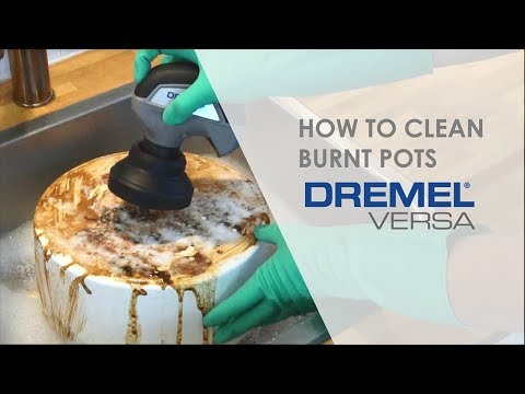 How To Clean Burnt Pots And Scorched Pans
