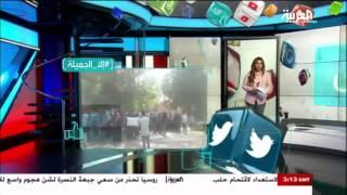 """مواجهات بين الشرطة وطلاب جامعة الخرطوم بسبب """"الجميلة"""""""
