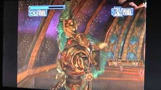 Zathura The Video Game: The Zorgon Overlord: Fight