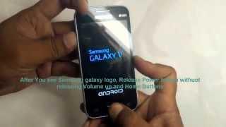 Samsung Galaxy V SM-G313HZ Hard Reset