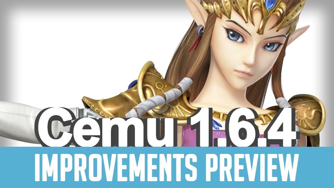 CEMU – World's first Wii U emulator for Windows | AppNee