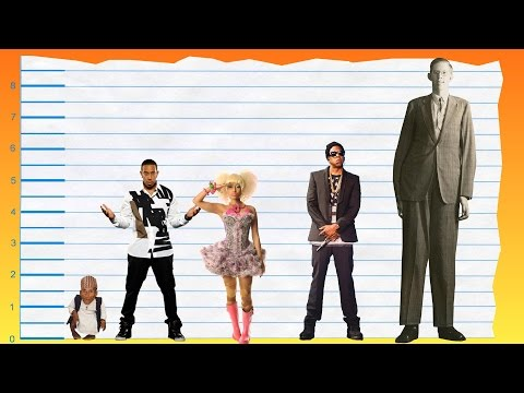 How Tall Is Ludacris? - Height Comparison!