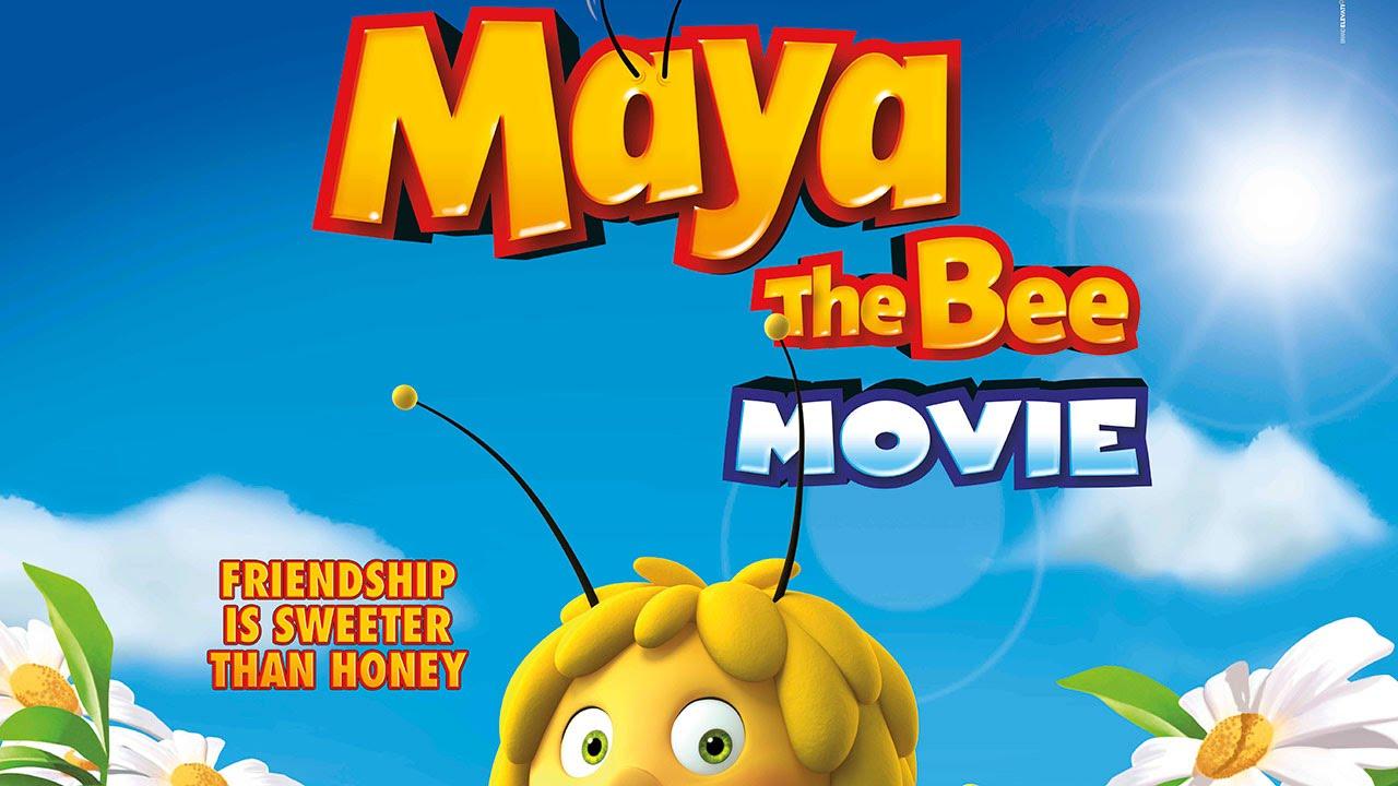 Maya The Bee Movie Trailer