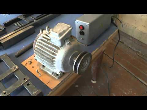 мтз-82 в работе в лесу - YouTube