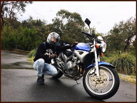 #1 Review motor harian 4 silinder !! Motovlog indonesia di Melbourne Australia (walkaround)