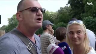 الاحتفال بالعيد الوطني في بلجيكا وسط اجراءات أمنية غير مسبوقة