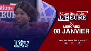 QUESTION DE L ' HEURE DU 08 JANVIER 2020