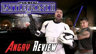 star wars battlefront ii angry review