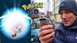 Ewolucja z 4 GENERACJI Sinnoh Stonem w Pokemon GO!