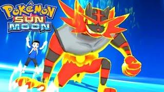 Pokémon Sun and Moon - All 29 Z-Moves!