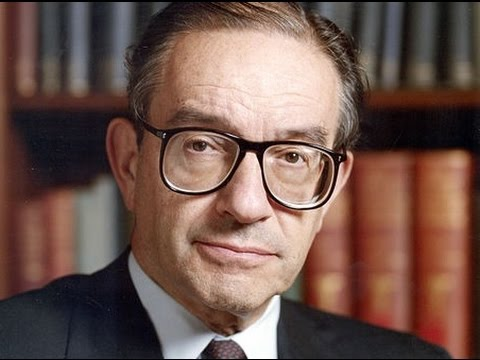 Alan Greenspan: Thrift Cleanup Oversight Financial Institutions (1990)