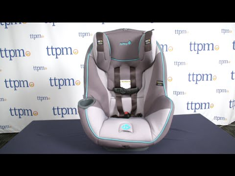 Advance SE 65 Air+ Convertible Car Seat from Safety 1st - YouTube