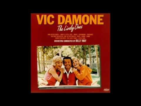 Vic Damone  The Lively Ones 1962 COMPLETE CD