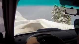 Subaru forester 2.0XT auto vs Subaru forester 2.0XT manual on snow