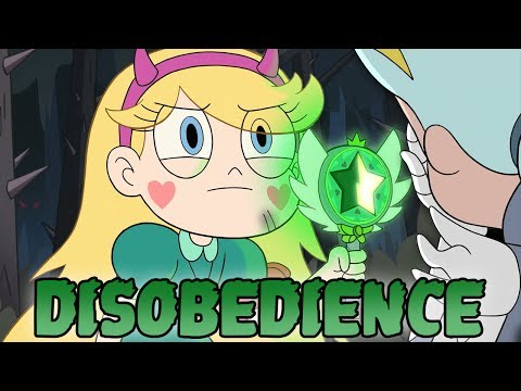 Thumbnail: Return to Mewni Review! Princess Star vs Queen Moon - Star vs The Forces of Evil Battle for Mewni