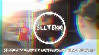 BillyTekno Mix Hardtek Underground Tekno