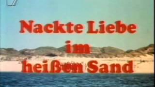 Nackte Liebe im heißen Sand (Anfangslied)