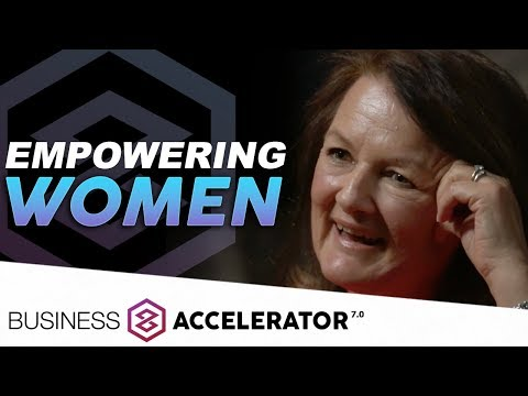 EMPOWERING WOMEN - Katrina Barry, London Real Business Accelerator Graduate   London Real