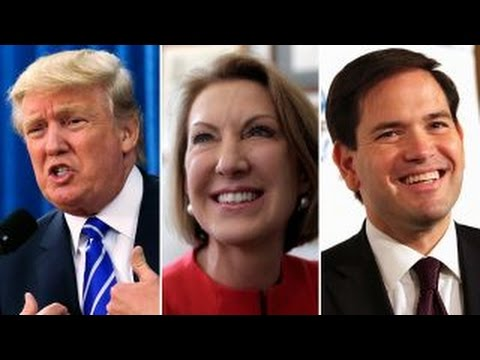 Rating the GOP presidential candidates